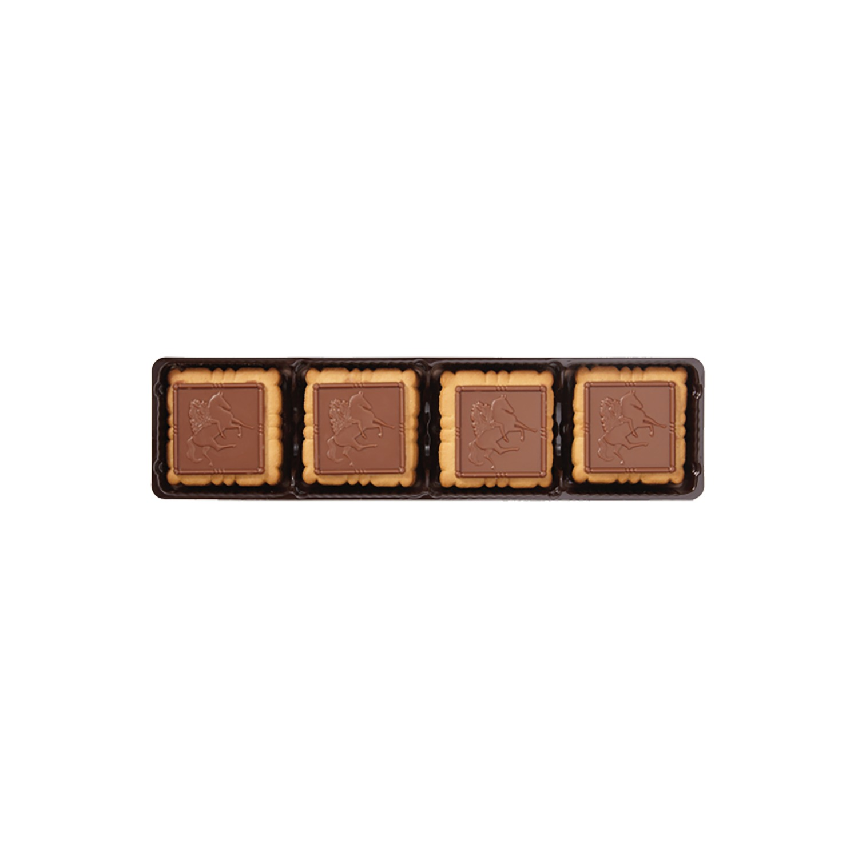 Sütlü Çikolatalı Bisküvi