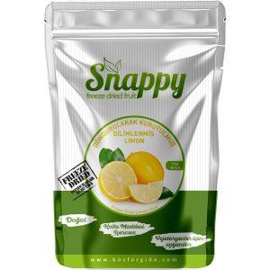 Dondurularak Kurutulmuş Limon - Snappy