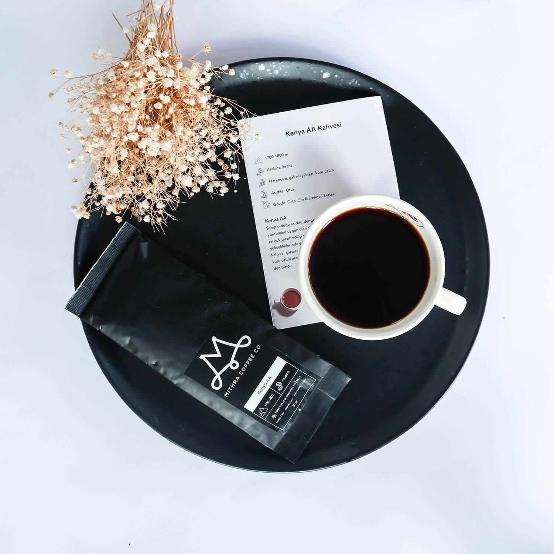 kenya aa kahve