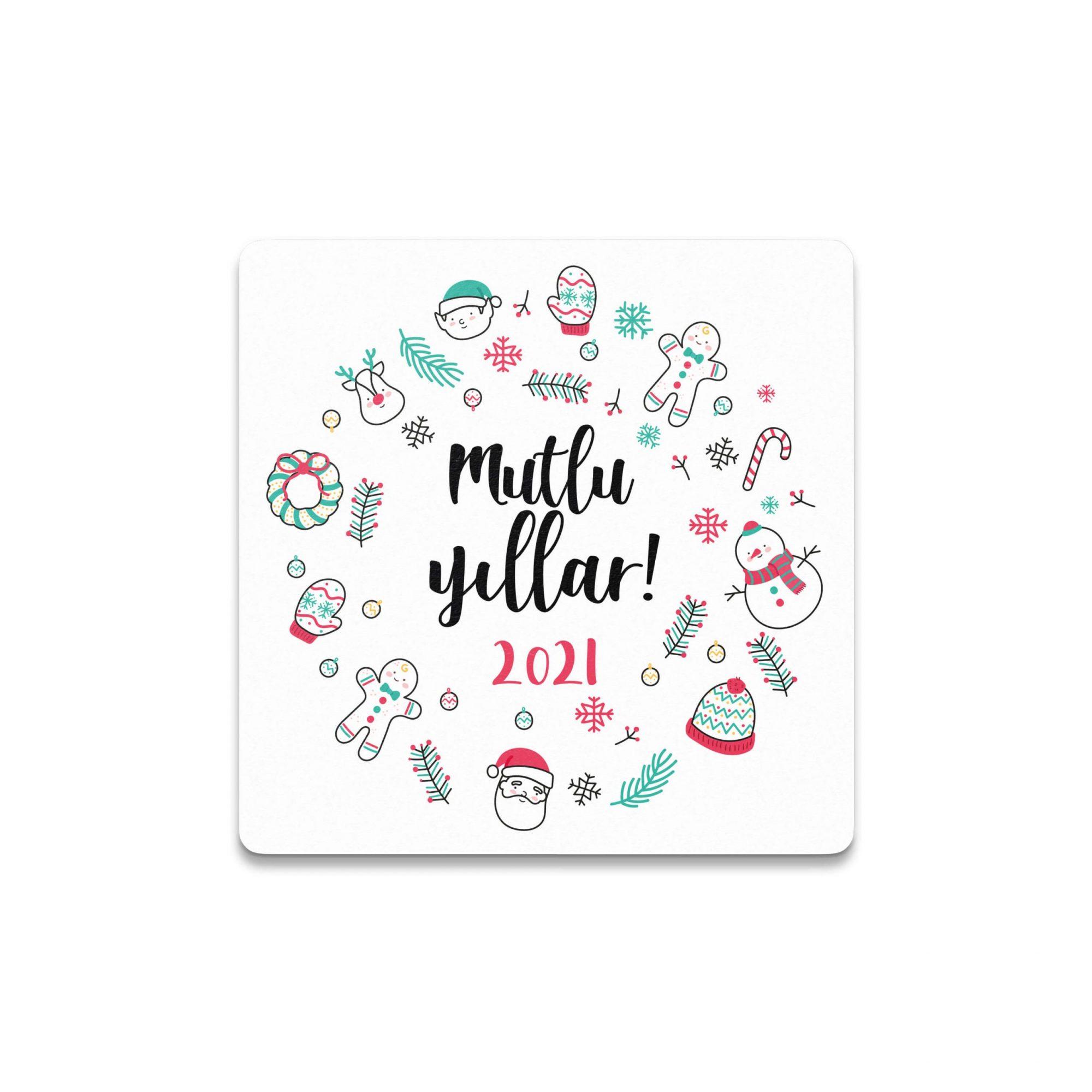 Mutlu Yıllar 2021