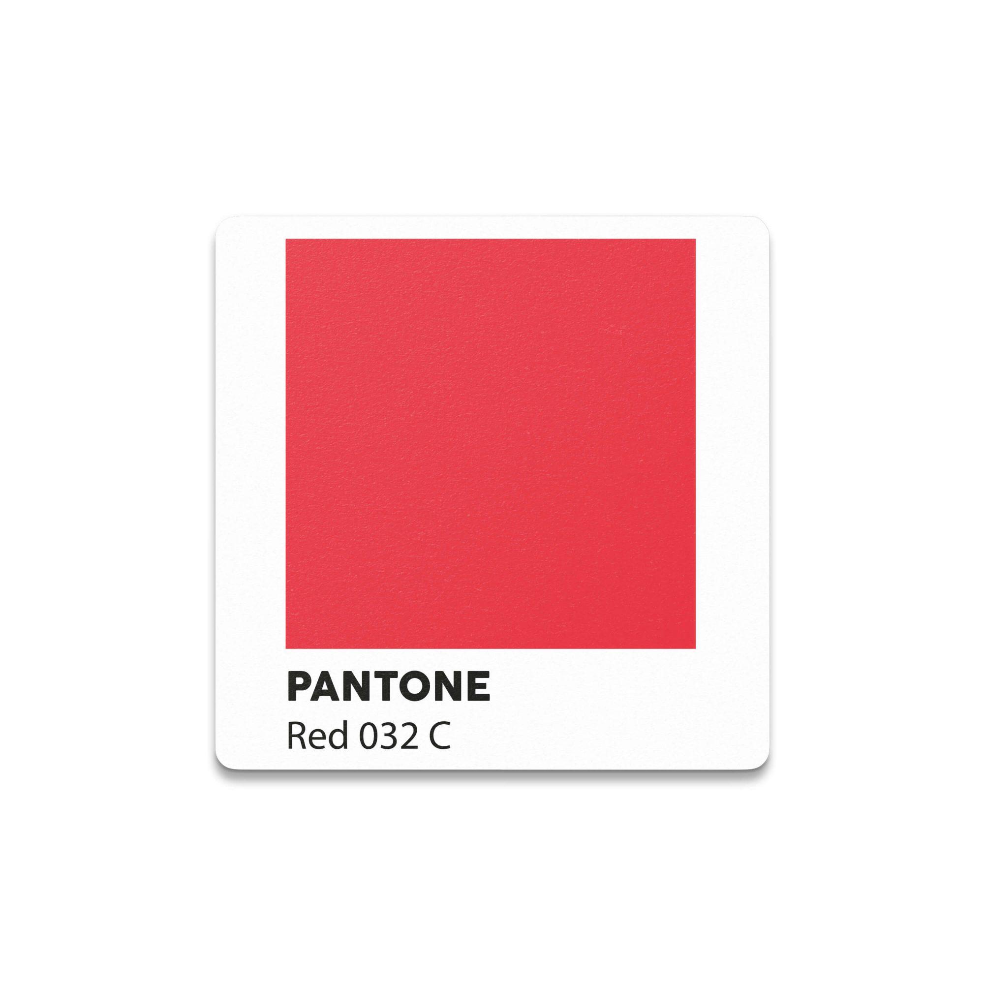 Türk Bayrağı Pantone Red 032 C