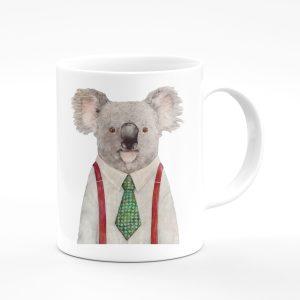 takım-elbise-giyen-koala-2