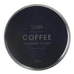 Yade Kahveli Aromaterapi Mum – No:2