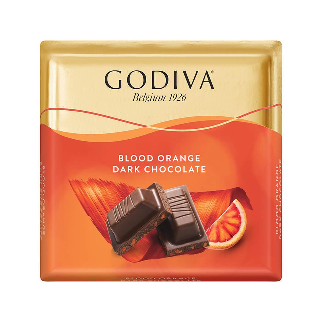 Godiva Kare Kan Portakallı Bitter Çikolata 60 G