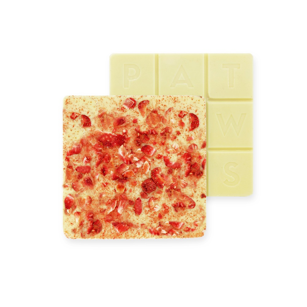 Patiswiss Strawberry White Chocolate Extra Creamy-3