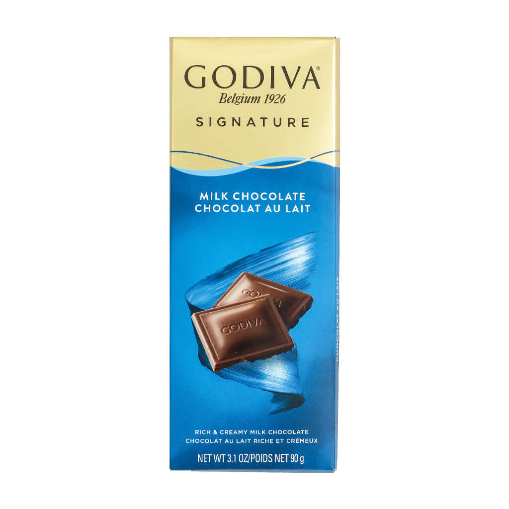 Godiva Milk Chocolate - Exclusive