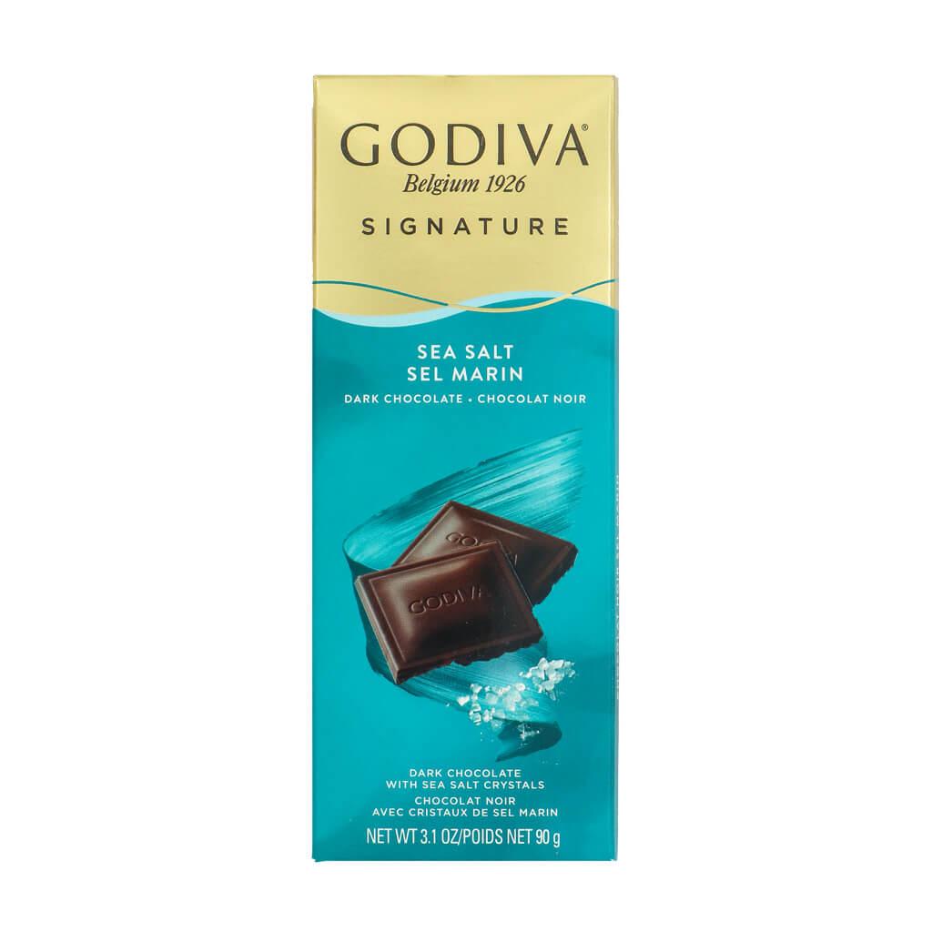 Godiva Sea Salt - Exclusive