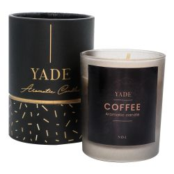 Yade Kahveli Aromaterapi Mum - No:1