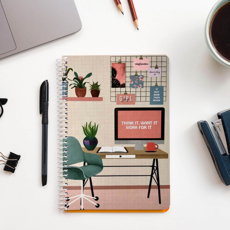 Ofis Tasarımlı Planlayıcı2