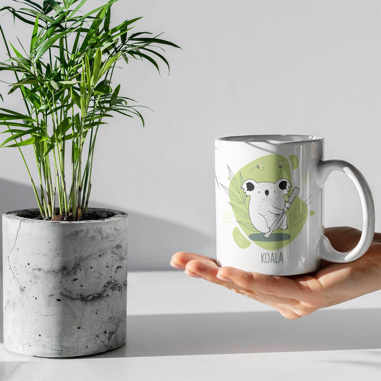 Tutunan Koala No:2 Kupa