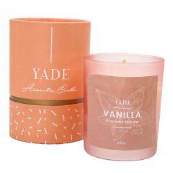 Yade Vanilya Aromaterapi Mum - No:1