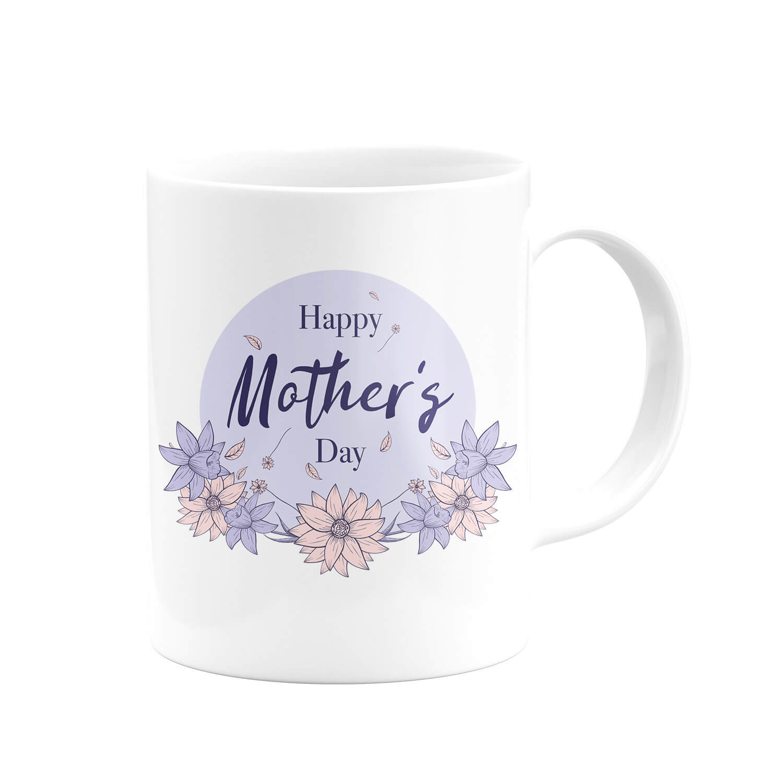 Lila Happy Mother's Day Kupa