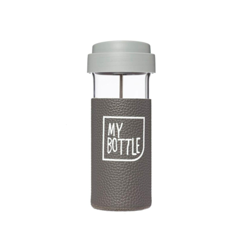My Bottle French Press Cam Mug - Gri
