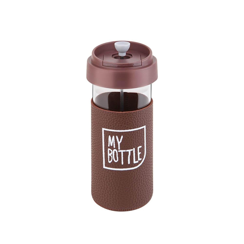 My Bottle French Press Cam Mug - Bordo