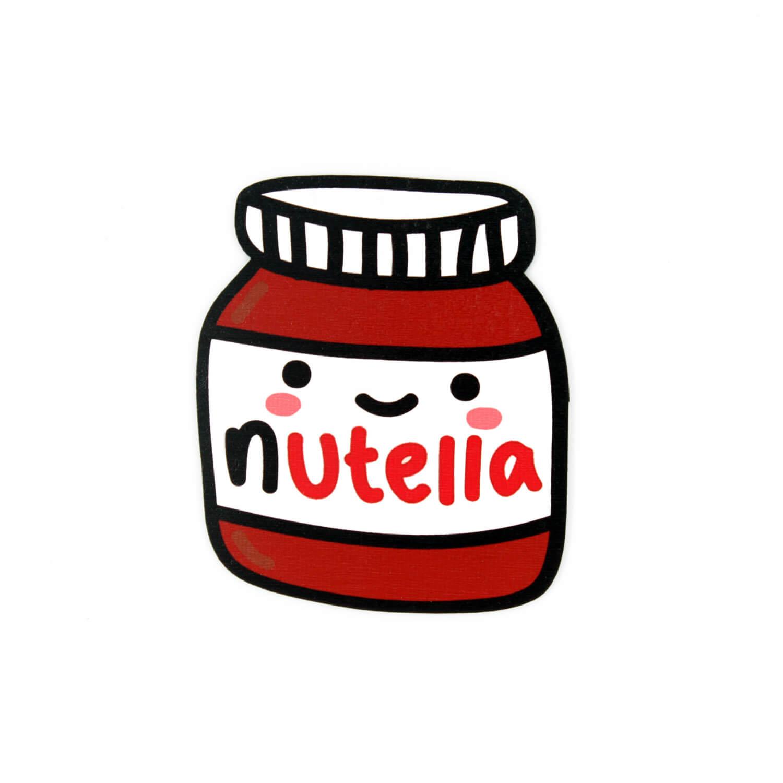 Nutella Bardak Altlığı