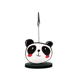 Panda Tasarımlı Not Tutucu