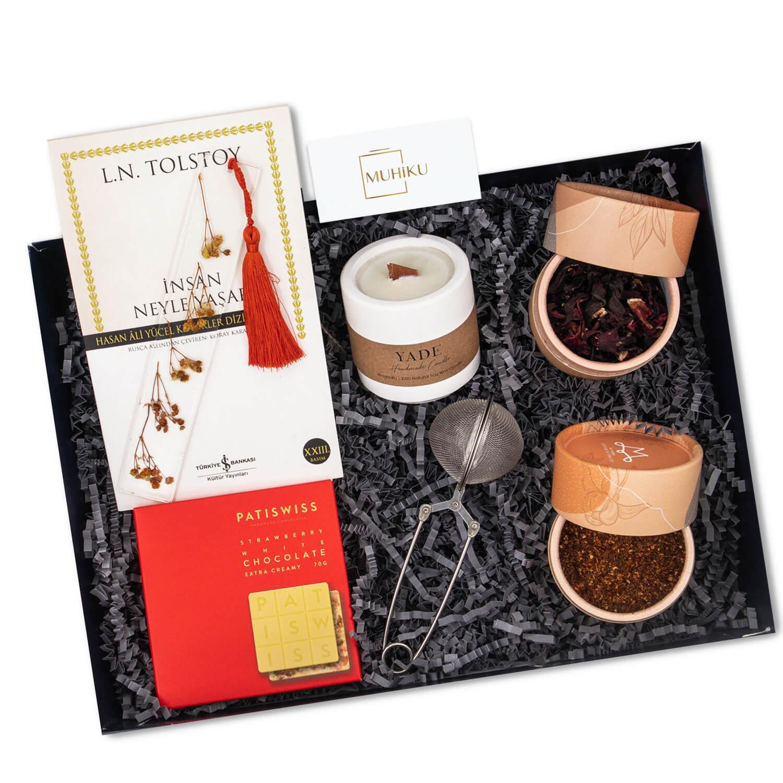 Çay Arası Hediye Kutusu-2