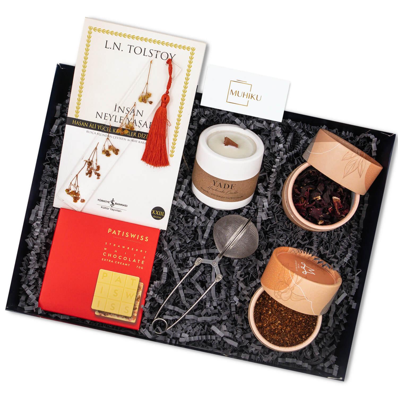 Çay Arası Hediye Kutusu-3