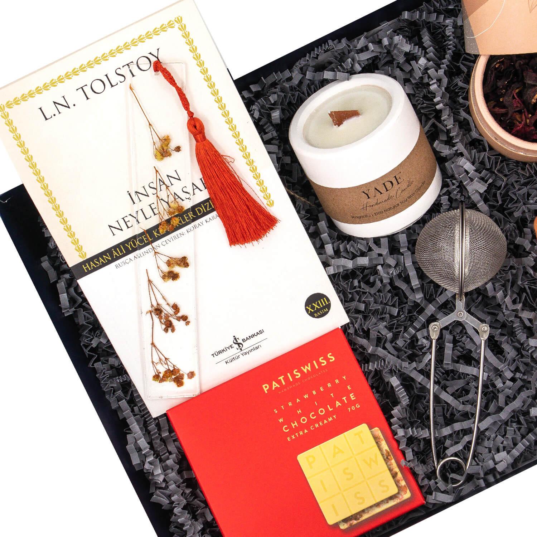 Çay Arası Hediye Kutusu-detay
