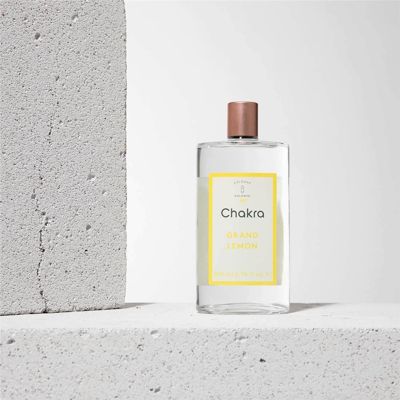 Chakra Kolonya Grand Lemon - 200 ml