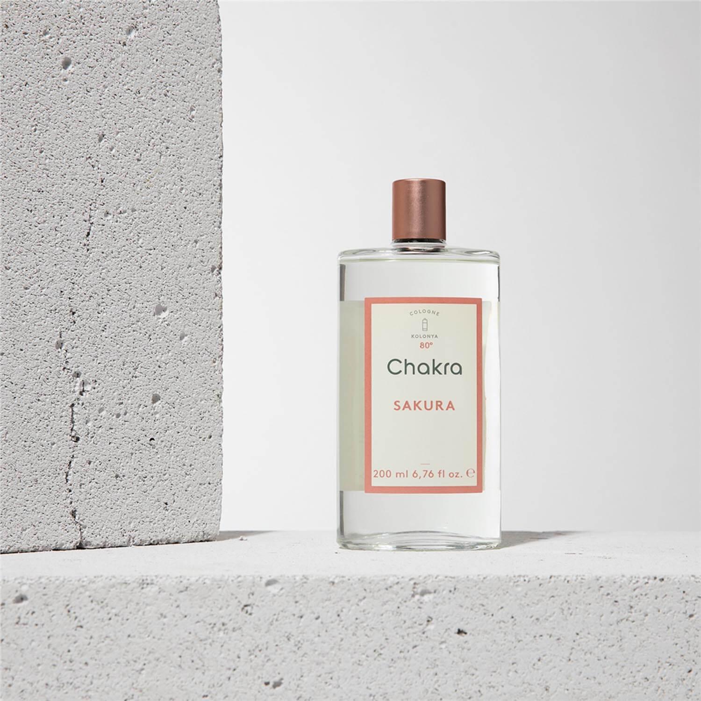 Chakra Kolonya Sakura - 200 ml