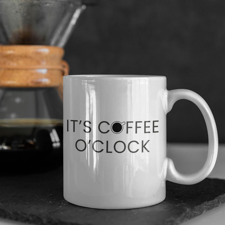 Its Coffee Oclock
