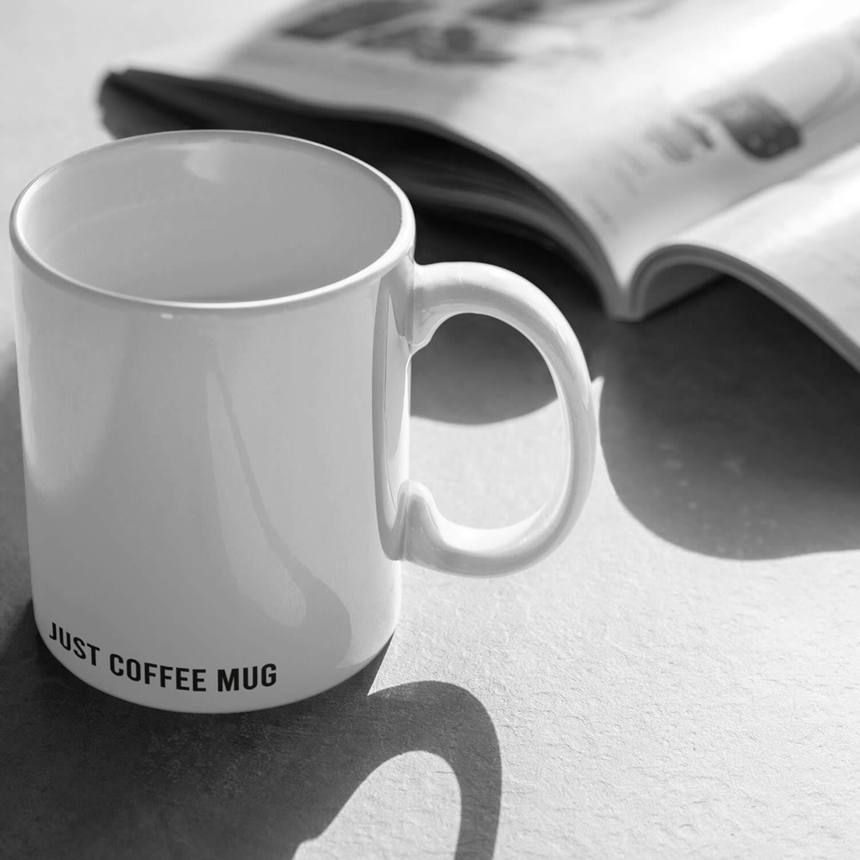 Just Coffee Mug