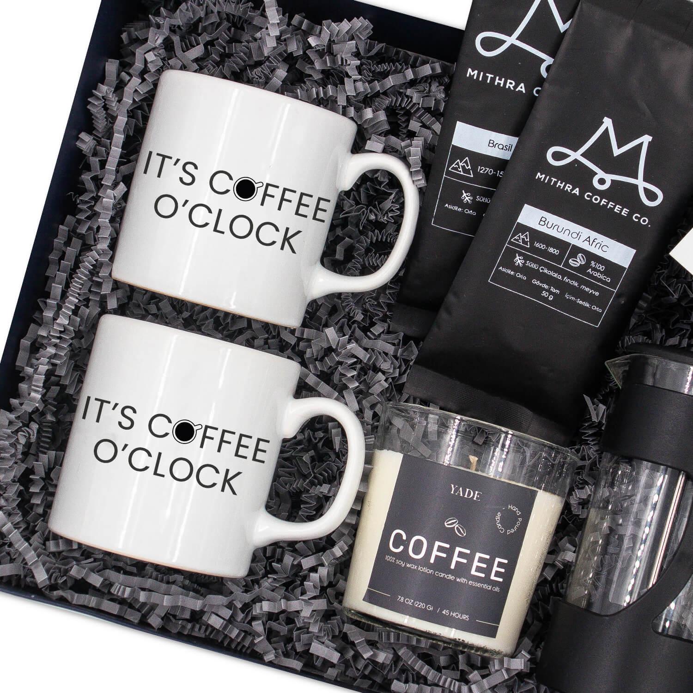 Kahve Aşkı Hediye Kutusu-detay
