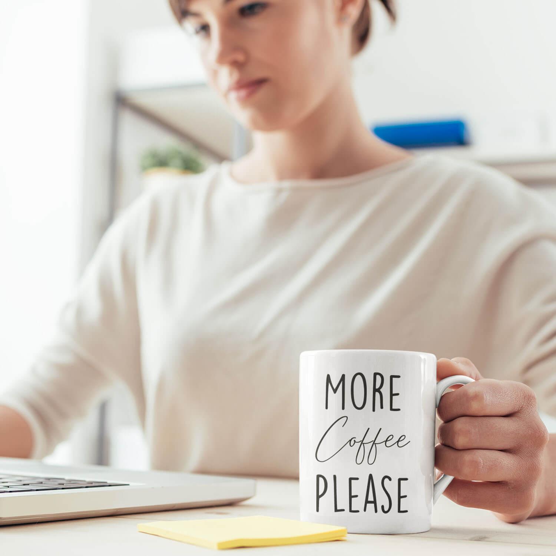 More Coffe Please
