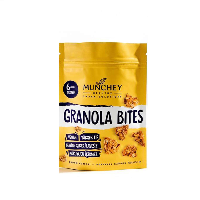 Munchey Granola Bites