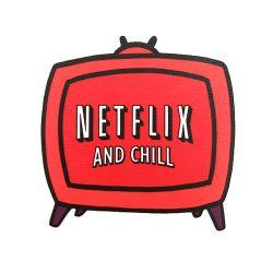 Netflix and Chill Bardak Altlığı