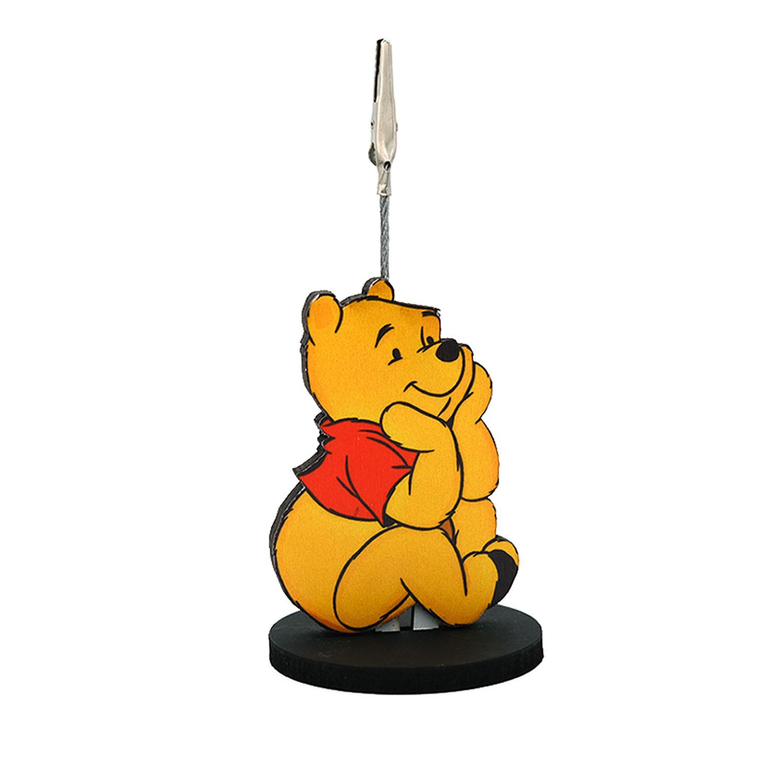 Winnie The Pooh Tasarımlı Not Tutucu