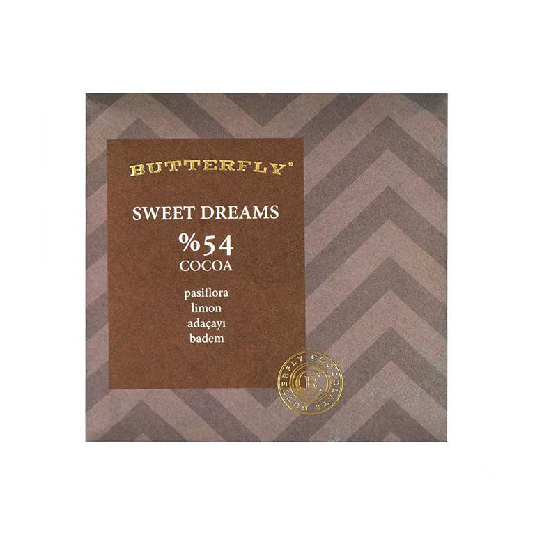 Butterfly Çikolata - Sweet Dreams
