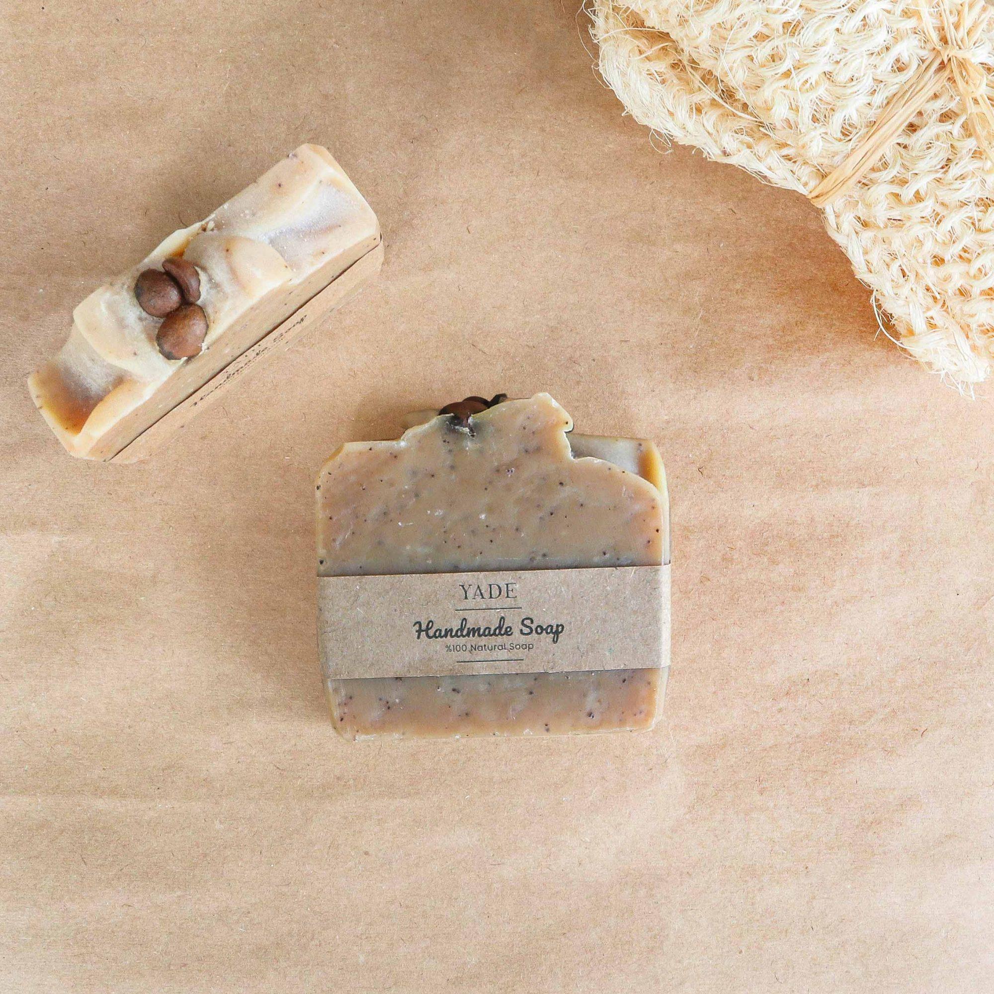 Yade Kahveli ve Tarçın Sabun