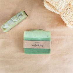 Yade Yeşil Kil & Çay Ağacı El Yapımı Sabun