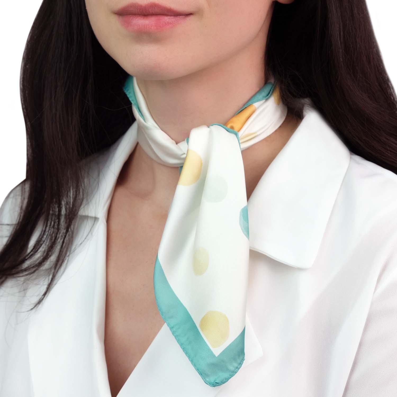 Soft Renkli Tasarım Fular