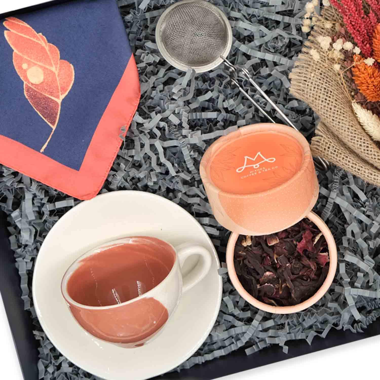 Güz Çayı Hediye Kutusu-detay