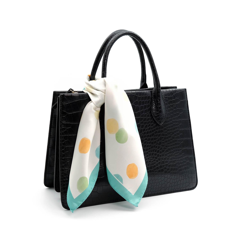 Soft Renkli Tasarım Fular-4