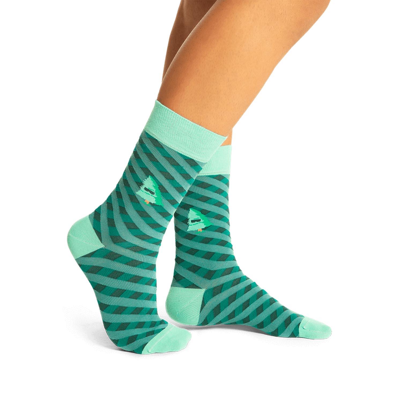Uncle Pine Özel Tasarım Çorap – One Two Sock-3