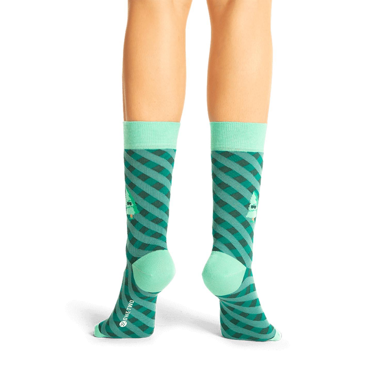 Uncle Pine Özel Tasarım Çorap – One Two Sock-4