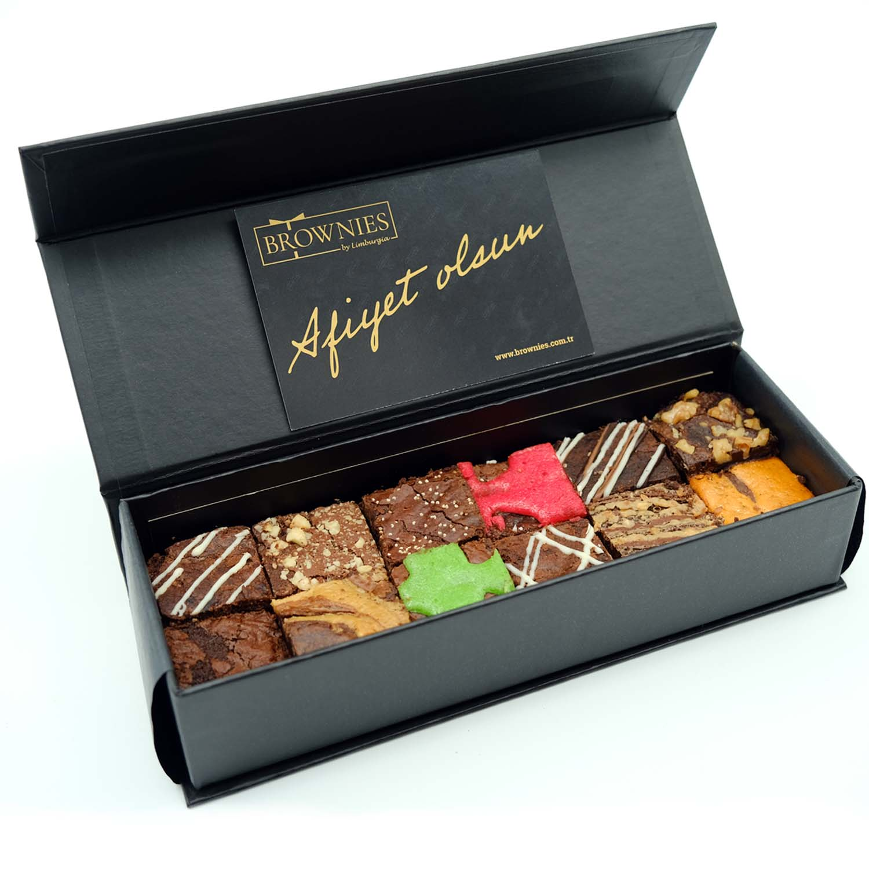 Brownies By Limburgia 12'li Mixbox-3
