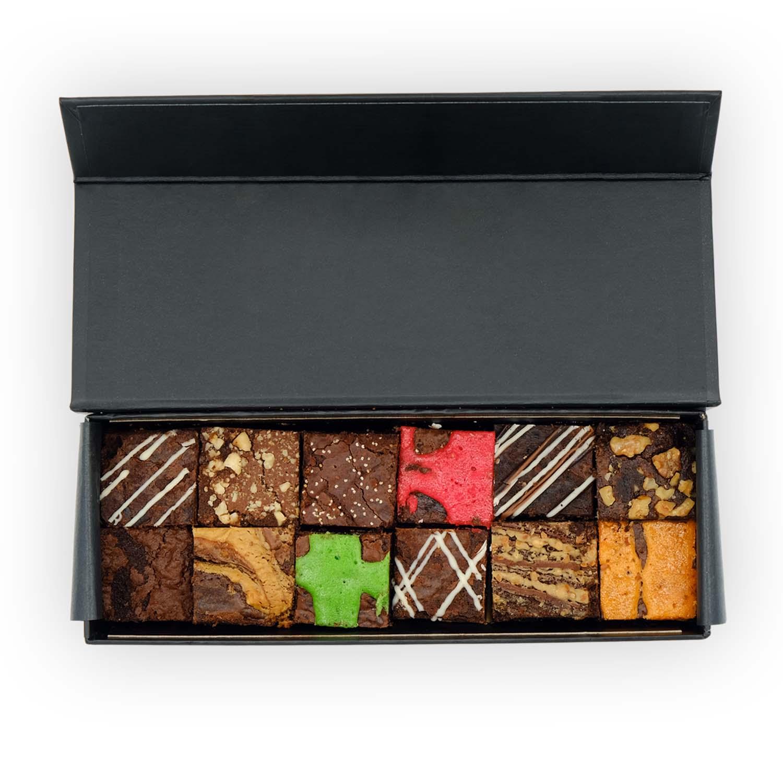 Brownies By Limburgia 12'li Mixbox