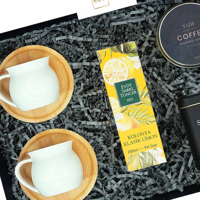 Güz Kahvesi Hediye Kutusu-detay